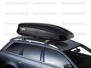 багажник на крышу прокат