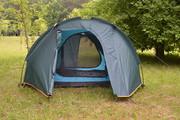 Палатка туристическая 3-х местная. Два входа.