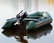Надувная моторная лодка КМ330 ПВХ